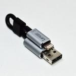 Lexar JumpDrive C20i 64GB Lightning+USB Flash Drive review